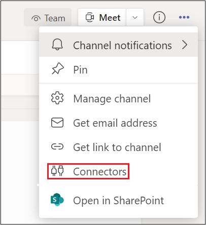 Select Connector